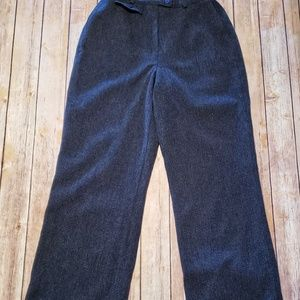 Pendleton High Waisted Wool Tweed Pants